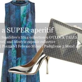 72 Smalldive SUPER Preview: Lifestyle Ensemble 08 Super Apéritif