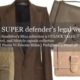 72 Smalldive SUPER Preview: Lifestyle Ensemble 02 Super Legal Weapons
