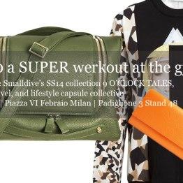 72 Smalldive SUPER Preview: Lifestyle Ensemble 03 Super Gym Werkout