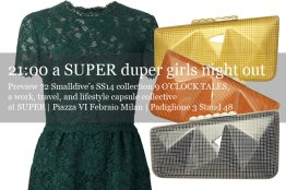 72 Smalldive SUPER Preview: Lifestyle Ensemble 05 Super Girls Night Out