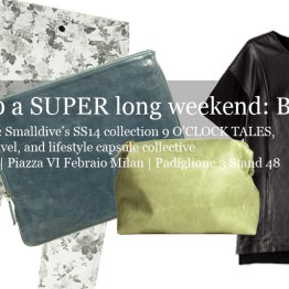72 Smalldive SUPER Preview: Lifestyle Ensemble 06 Super Weekend in Bali